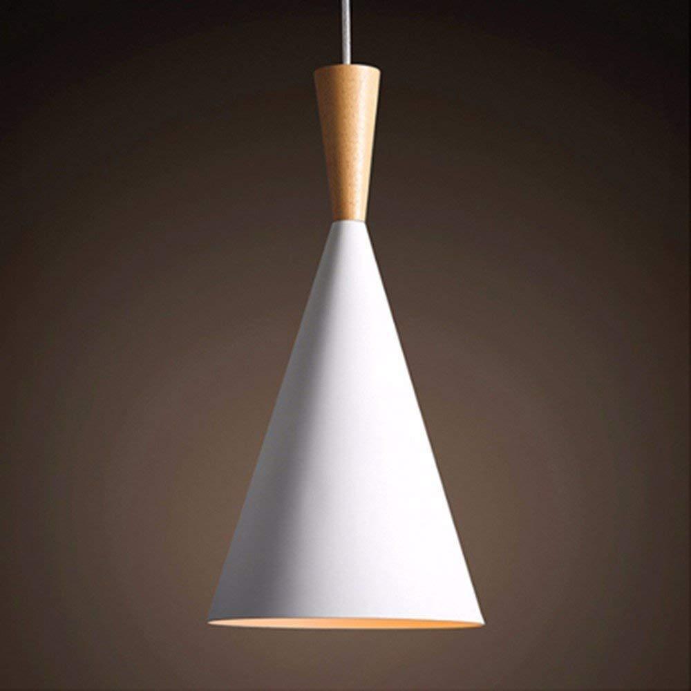 GUO Gzz Deng Home Outdoor Lighting Pendant Light Shade Industrial Hanging Ceiling Lamp Chandelier 19X40Cm Living Room Restaurant Bedroom Lighting