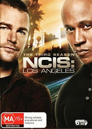 ncis los angeles season 4 dvd - 9