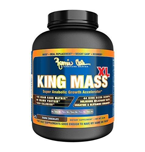 ronnie-coleman-signature-series-king-mass-xl-super-anabolic-growth-accelerator-dark-chocolate-6-poun