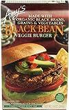 Amy's, Burger Veggie Black Bean, 10 Ounce, 4 Pack