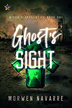 Ghost's Sight (Witch's Apprentice Book 1) by [Navarre, Morwen]