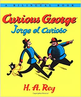Book Jorge el curioso/Curious George Bilingual edition (Spanish and English Edition)