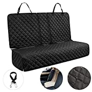 #LightningDeal Dog Car Seat Cover for Back Seat, Non-Slip Durable Backseat Covers for Sedan, Truck and SUV, Scratchproof Cover for Backseat Protection …