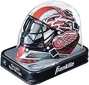 Franklin Sports NHL League Logo Detroit Red Wings Mini Goalie Mask
