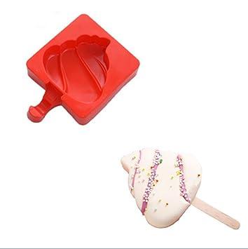 Compra DTY dibujo antorcha llama helado hielo Chocolate ...