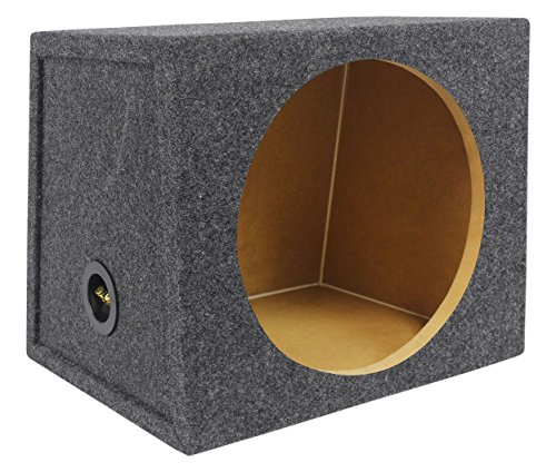 "Rockville Hatchback Sub Box Enclosure for Rockford Fosgate P3D2-12 12"" Subwoofer"