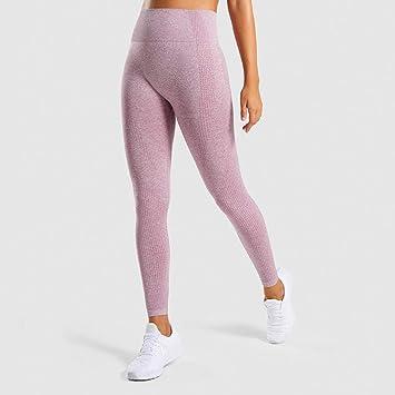 SONGYANG Pantalones de Yoga Seamless Fitness Leggings Ropa ...