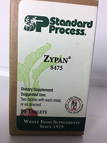 STANDARD PROCESS Zypan (8475) 90ct for Digestive System