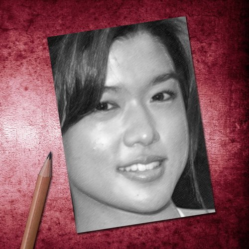Seasons GRACE PARK - ACEO Sketch Card (Signed by the Artist) #js003