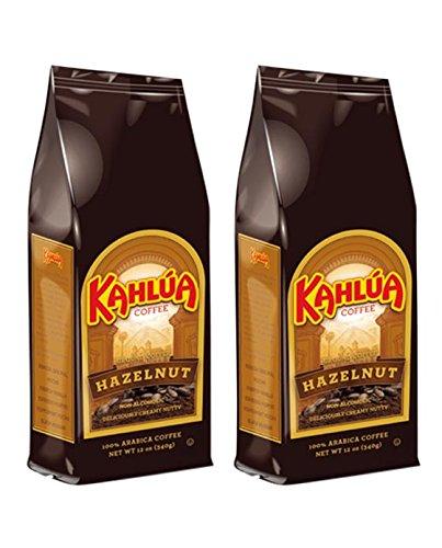 White House Coffee Kahlua Hazelnut Gourmet Ground Coffee - 12 oz - 2 Pack