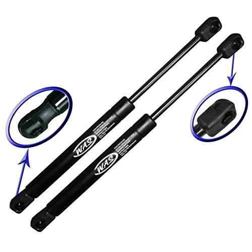 Kia Optima Gates (Two Rear Trunk Lid Gas Charged Lift Supports for 2006-2008 Kia Optima. Left and Right Side. WGS-640-2)