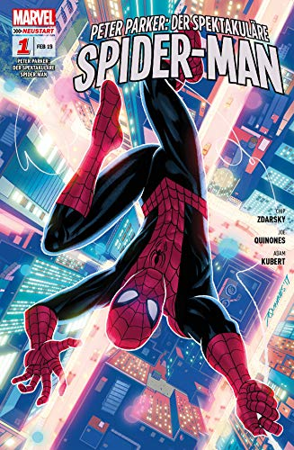 Peter Parker: Der spektakuläre Spider-Man 1 - Im Netz der Nostalgie (German Edition)