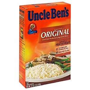 Amazon.com : Uncle Ben's Converted Rice, 2 lb : Grocery