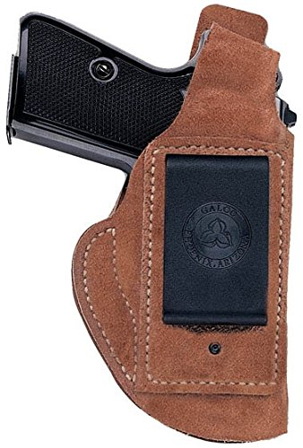 Galco Waistband Inside The Pant Holster for Glock 19, 23, 32 (Natural, Right-hand) (The Holster Galco Inside Pants)