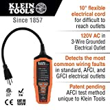 Klein Tools RT310 AFCI and GFCI Outlet and Device
