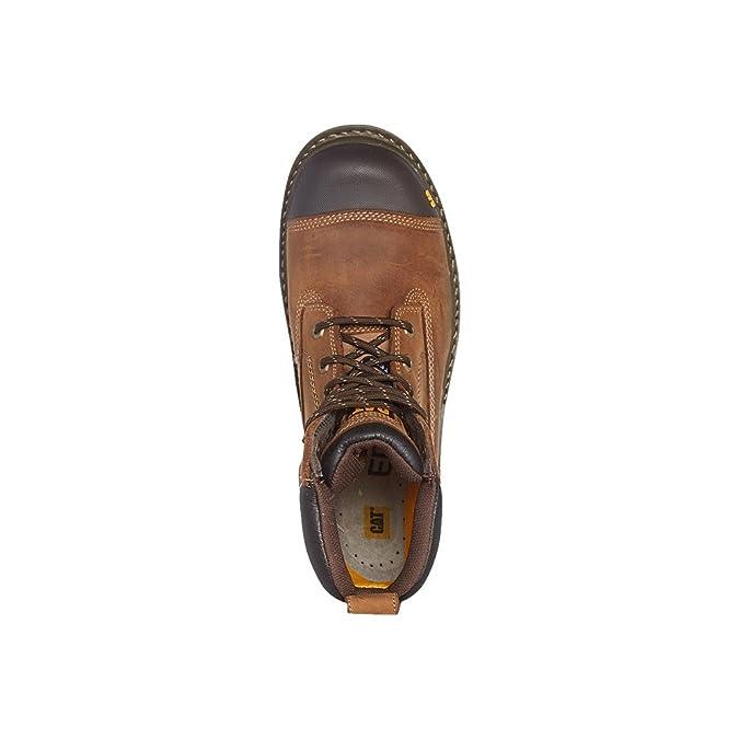 timeless design f290e fa1c0 CAT Footwear Men's Gravel 6 S3 Safety Shoes