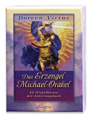 Doreen Virtue Kartenset Das Erzengel Michael Orakel Kartendeck Fur