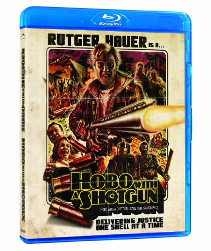 Hobo With a Shotgun [Blu-ray] [Blu-ray] (2011)