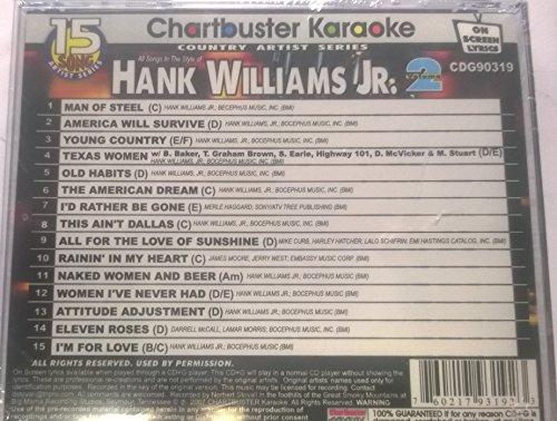 Karaoke: Hank Williams Jr 2 ()
