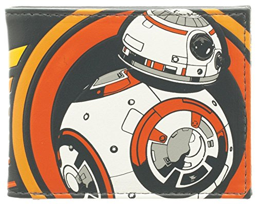 Star Wars BB8 Bi Fold Wallet