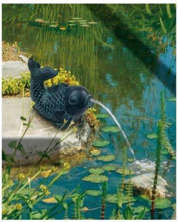 Heissner 003246-00 Spitter Fish