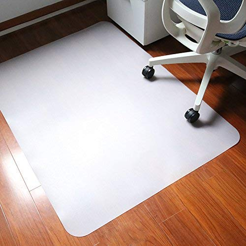 "Aycean Chair Mat for Hard Wood Floor,36"" x 48"" Eco-Friendly Material Home Office Floor Protection Under Computer Desk Mat for Rolling Chairs"