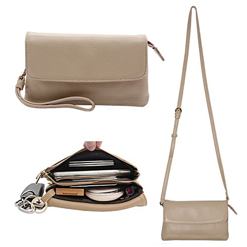 Befen Leather Wristlet Crossbody Shoulder product image