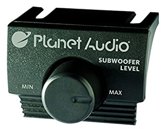 Planet Audio AC4000.1D Anarchy 4000-watts Monoblock Class D 1 Channel 1 Ohm Stable Amplifier