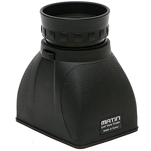 Matin 2.0x LCD View Finder Extender Magnification for up to 3.2