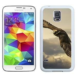 New Custom Designed Cover Case For Samsung Galaxy S5 I9600 G900a G900v G900p G900t G900w With Falcon Animal Mobile Wallpaper (2) Phone Case