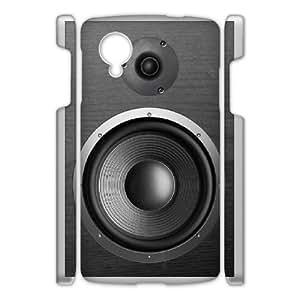 DIY Speakers phone case For Google Nexus 5 QQ1W1868