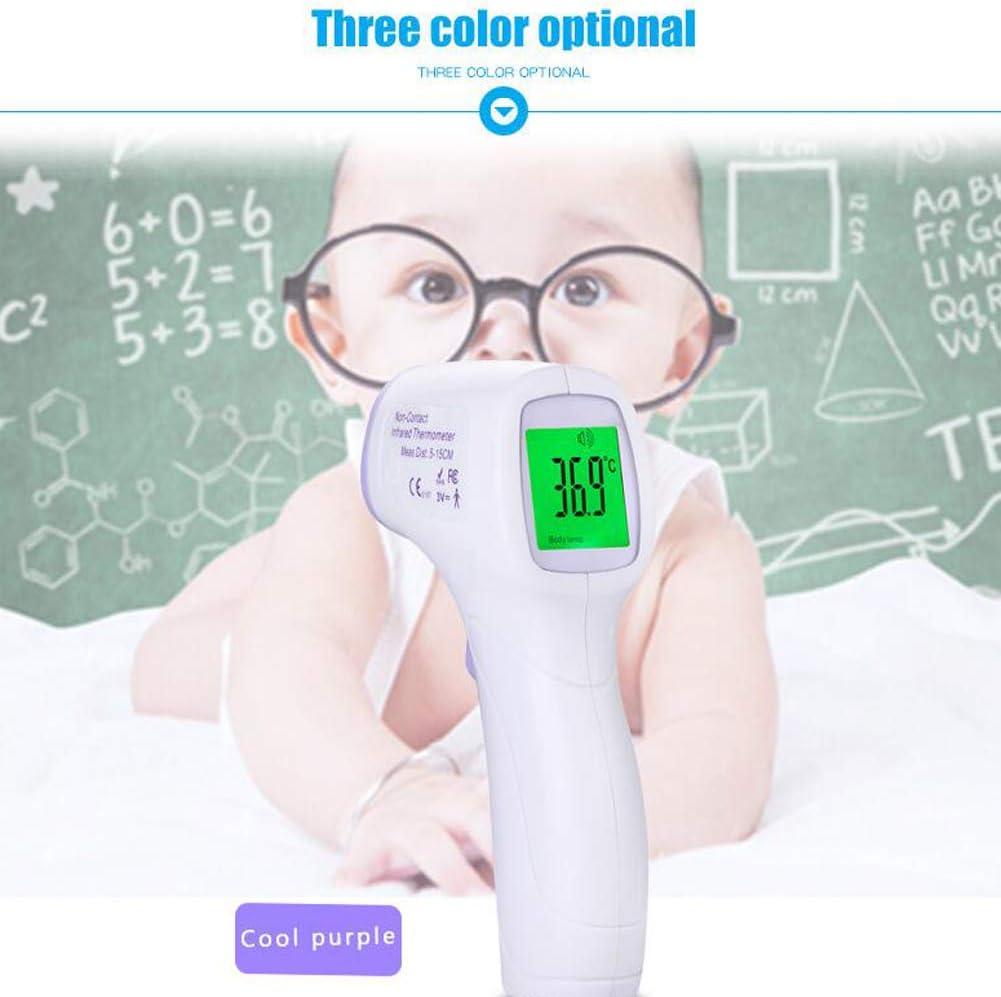 SJZX Baby-Thermometer Digital Infrarot LCD K/örper ohne Kontakt Wasserelektronik f/ür Milch Wasser Raum Medizin Erwachsener 1872
