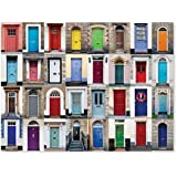 Melissa & Doug 1,000-Piece Knock Knock Doorways Jigsaw Puzzle (29 x 23 inches)