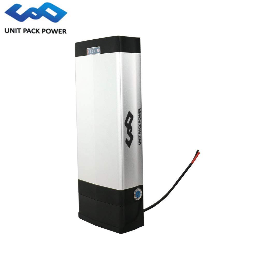 fits 1000W Motor Power Level Display USB Port +LED Light 30A BMS 54.6V 3A Charger UnitPackPower 48V 20AH E-Bike Lithium ion Battery for G2500mAH
