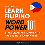 Learn Filipino - Word Power 101: Absolute Beginner Filipino |  Innovative Language Learning