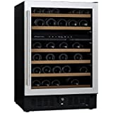 NFINITY PRO SD Dual Zone Wine Cellar, Holds 26 Bottles, Wine Cooler