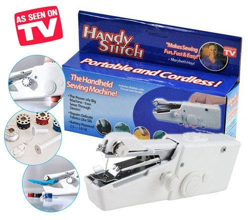 Cheapest Handheld sewing machine