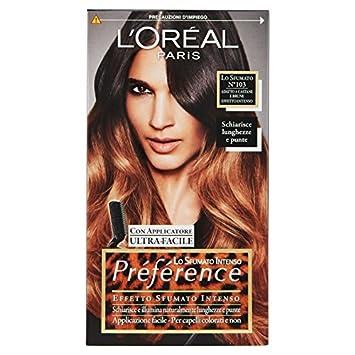L oréal Paris Préférence Lo Sfumato Intenso Lo Sfumato N°103 Adatto A  Castane d861c8330dac