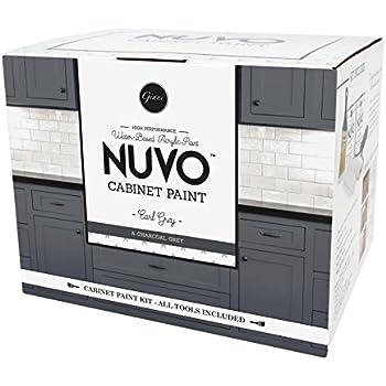 Nuvo FG-NU EARL Diy Cabinet Paint Kit, Earl Gray