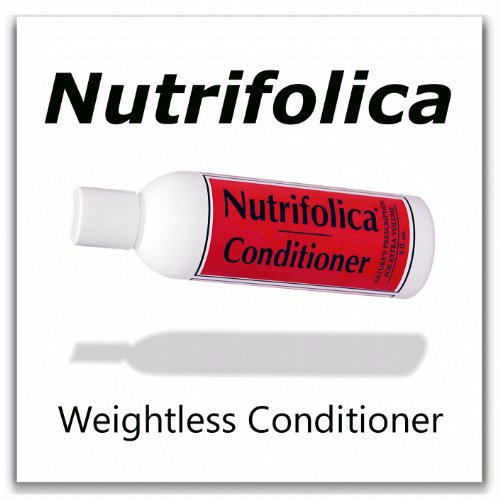 Nutrifolica Hair Loss Volumizing Conditioner - 2 Month Supply (Body Herbal Thickener)