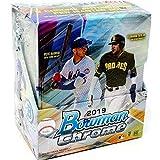 2019 Bowman Chrome MLB Baseball HOBBY box