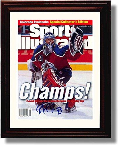 最新エルメス Framed Patrick Roy Sports – Illustrated B017HW4IOM 1996 Autographレプリカ印刷 – Colorado Avalanche Champs 1996。 B017HW4IOM, ジュエリーバーゲン:5be53d21 --- vanhavertotgracht.nl