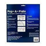Camco Black 57006 Pop-A-Plate