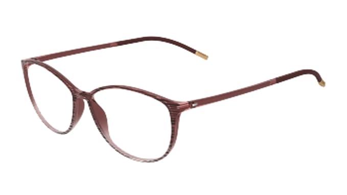 Silhouette Gafas de Vista SPX ILLUSION FULLRIM 1564 BROWN ...