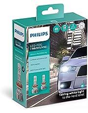 Par Lâmpada Philips Led Ultinon PRO5000 H8/H11/H16 5800K HL