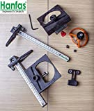 Hanfas H-400 3D Rapid Hinge Boring Machine/Hand Hinge Boring Jig Assembly/Universal Hinge Boring jig System