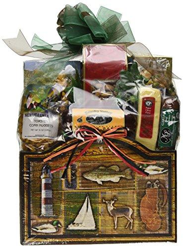 Gift Basket Village Outdoorsman Gift Basket for Sportsmen