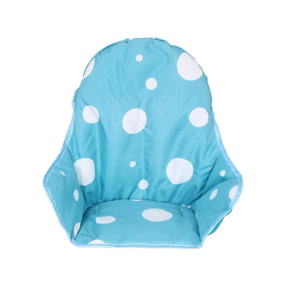 Baiansy Coussin de Chaise de Salle /à Manger pour b/éb/é /épais antid/érapant Coussin rehausseur de Chaise Haute pour Enfants