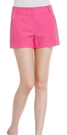 Generic Women's High-Waisted Cotton Shorts | Amazon.com