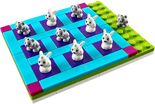 LEGO FRIENDS Bunny and Kitty Tic-Tac-Toe 40265